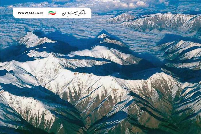 بلندترین قلل ایران   عاشقان طبیعت ایران   آشنایی با بلندترین قلل ایران
