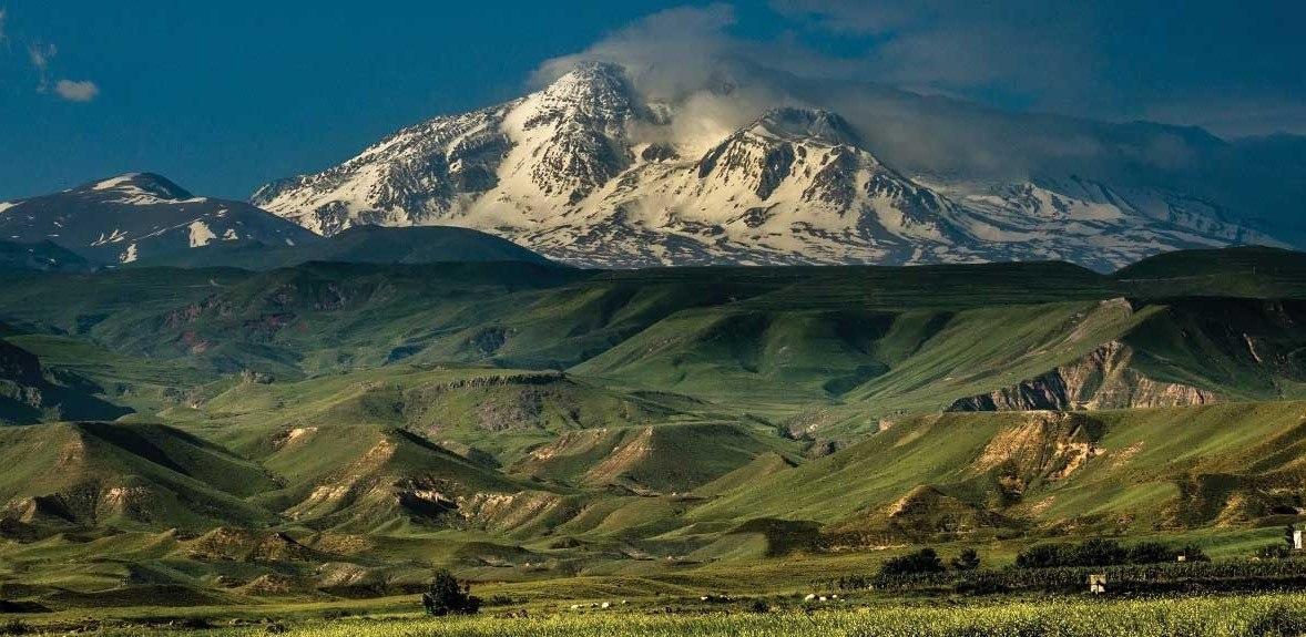 قله سبلان | عاشقان طبیعت ایران | آتشفشان خاموش | صعود به قله سبلان