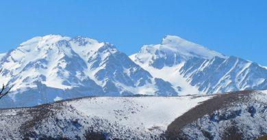 قله قاش مستان   عاشقان طبیعت ایران   قله بیژن 3   قاش مستان بلندترین قله رشتهکوه دنا