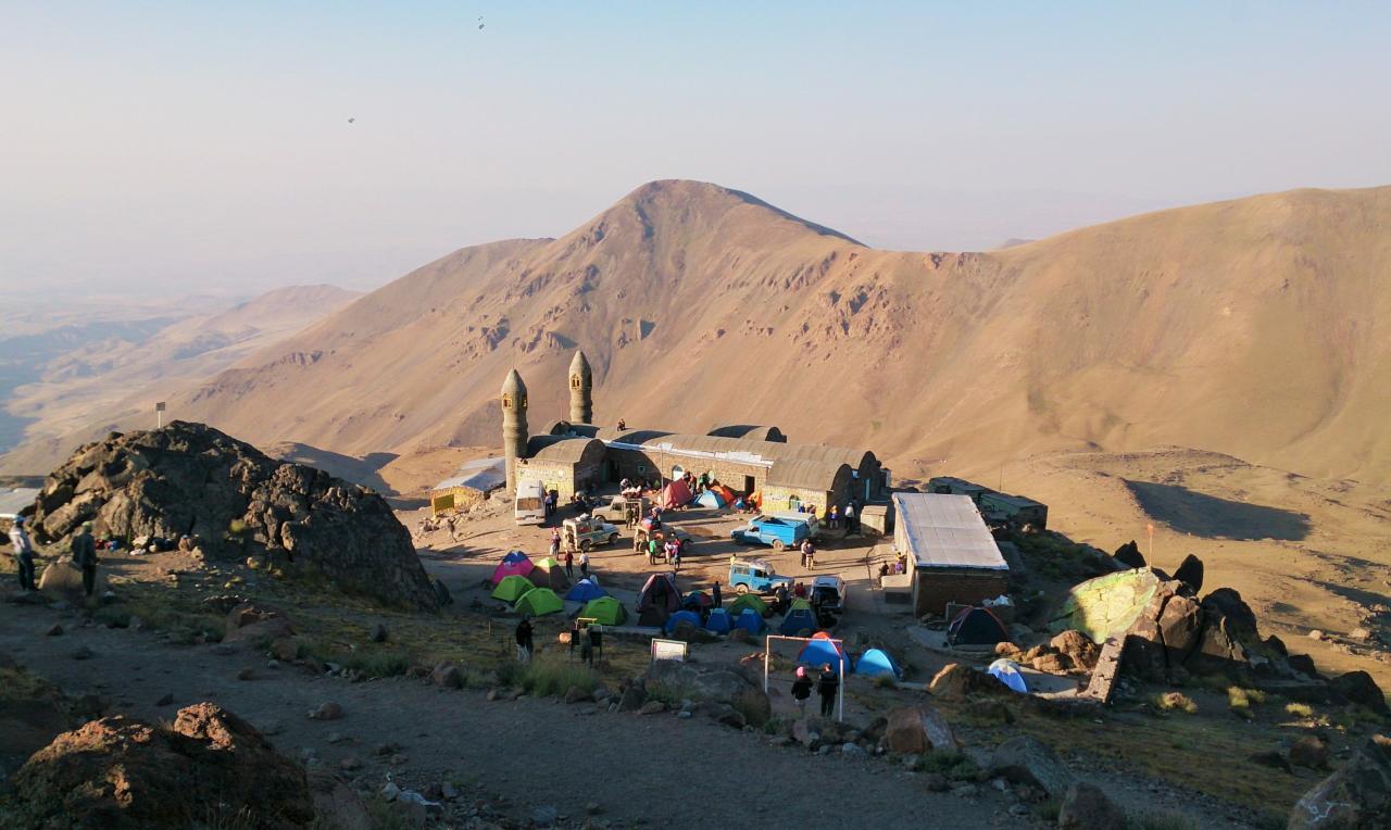 قله سبلان   عاشقان طبیعت ایران   آتشفشان خاموش   صعود به قله سبلان   سلطان ساوالان