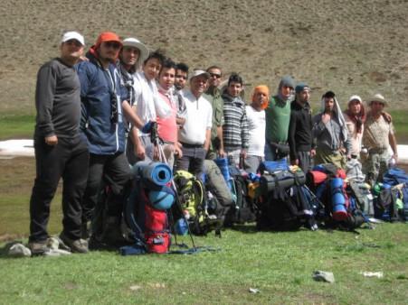 هدف از کوهنوردی