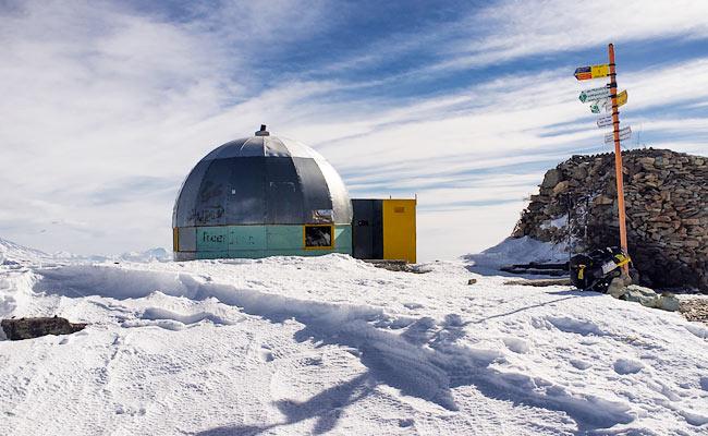 مسیرهای صعود به قله توچال