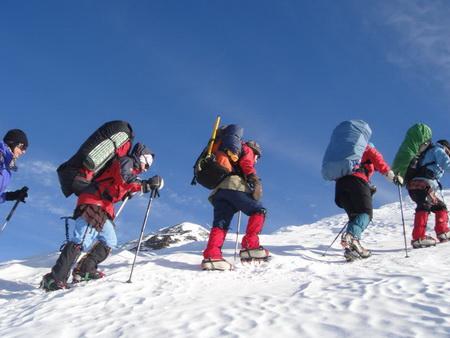 حرکت در کوهنوردی