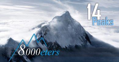 14 peaks over 8000 meters 390x205 - بلندترین قله های جهان - 14 قله 8000 متری