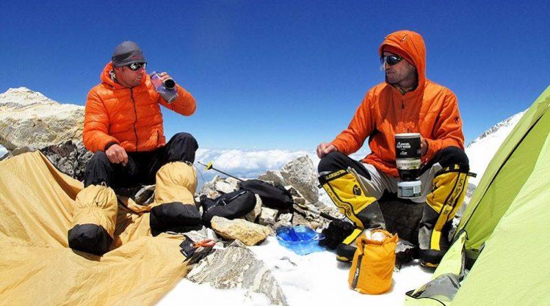 تغذیه در کوه