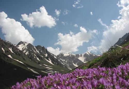 علم کوه   عاشقان طبیعت ایران   صعود به قله علم کوه   معرفی قله علم کوه