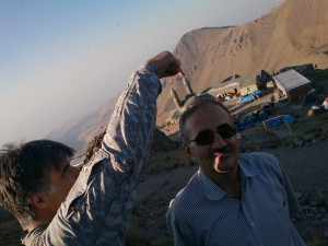 صعود به قله سبلان | عاشقان طبیعت ایران | گزارش صعود به قله سبلان