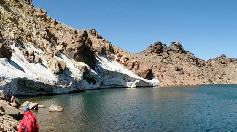 صعود به قله سبلان   عاشقان طبیعت ایران   گزارش صعود به قله سبلان