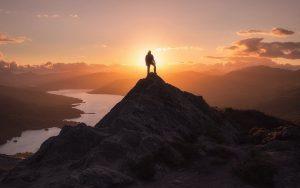 کوهنوردی درس زندگی