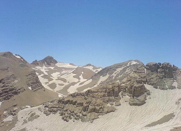 زردکوه بختیاری | عاشقان طبیعت ایران | قله کلونچین | ارتفاع قله کلونچین | زردکوه