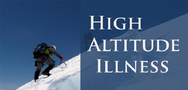 بیماری ارتفاع | عاشقان طبیعت ایران | Altitude Illness | ارتفاع زدگی