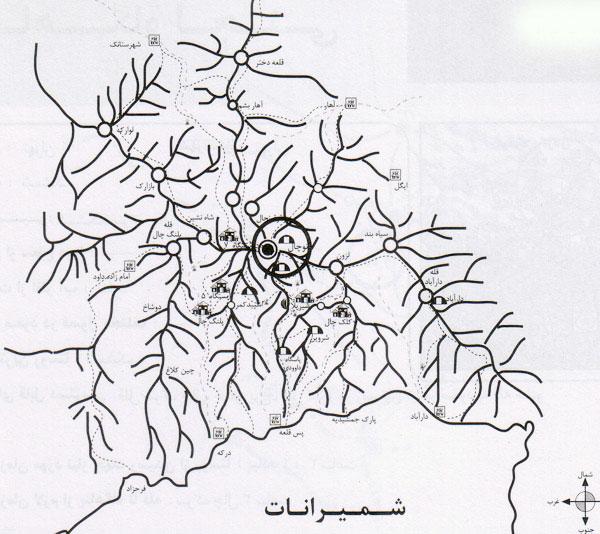 پناهگاه و جانپناه های استان تهران | عاشقان طبیعت ایران | معرفی پناهگاه و جانپناه های استان تهران