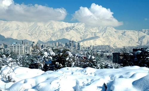قله توچال بام تهران | عاشقان طبیعت ایران | صعود به قله توچال | تلهکابین توچال | پیست اسکی توچال