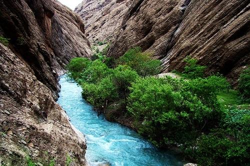 دره نی گا | عاشقان طبیعت ایران | دره نی گا یا دره نگار درود لرستان