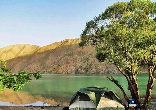 دریاچه گهر | عاشقان طبیعت ایران | دریاچه آب شیرین دائمی گهر اشترانکوه لرستان