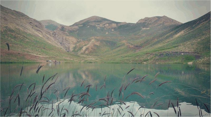 لزرو 800 800x445 - دریاچه لزور دریاچهای در دل کوه