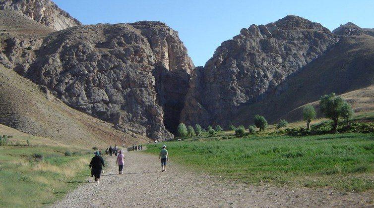 تنگهواشی | عاشقان طبیعت ایران