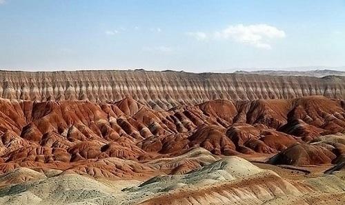 آلاداغلار | عاشقان طبیعت ایران | کوههای رنگین کمانی آلاداغ لار تبریز