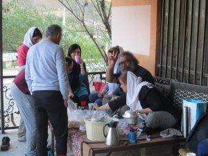 گزارش گلگشت پلنگ دره | عاشقان طبیعت ایران | رودخانه نوردی در پلنگ دره