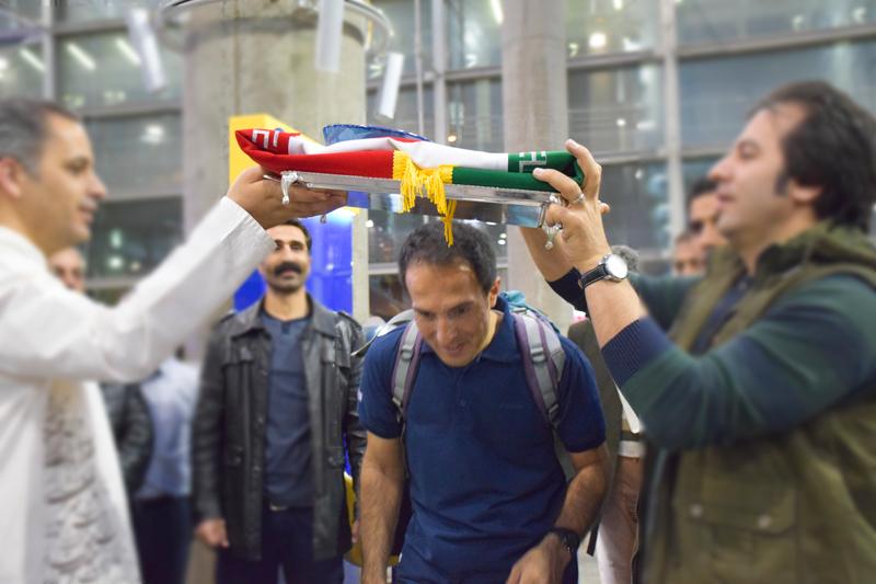 عظیم قیچی ساز | عاشقان طبیعت ایران