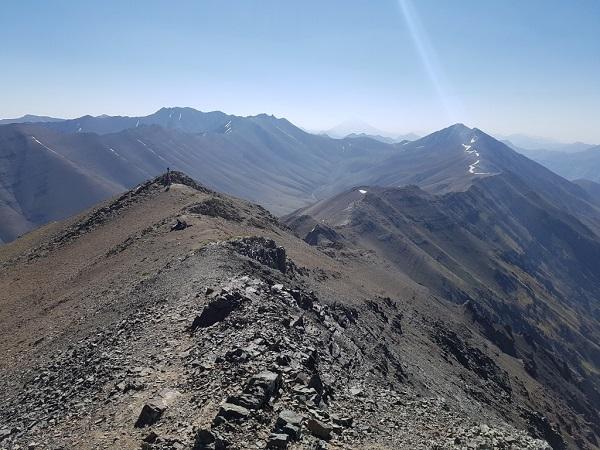 خط الرأس | عاشقان طبیعت ایران