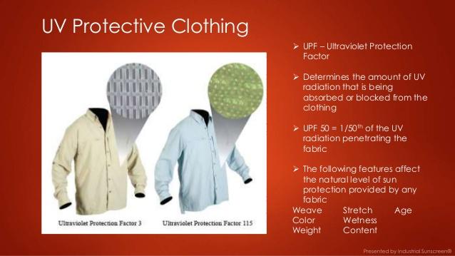 استاندارد UPF و پوشش مناسب روزهای آفتابی | عاشقان طبیعت ایران