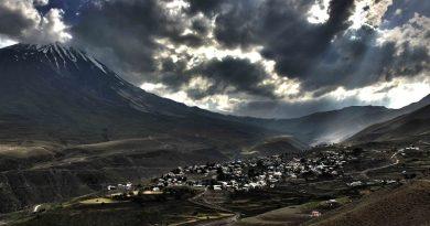 جبهه شمال شرقی دماوند | عاشقان طبیعت ایران