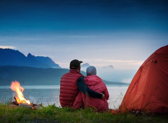 چادر زدن در طبیعت | عاشقان طبیعت ایران | چادر زدن در طبیعت برای افراد مبتدی