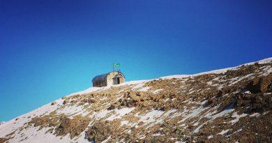 قله دارآباد | عاشقان طبیعت ایران | صعود به قله دارآباد | مونگ چال