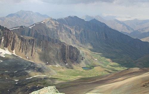 قله خلنو | عاشقان طبیعت ایران | صعود به قله خلنو | بلندترین قله استان تهران | ارتفاع قله خلنو