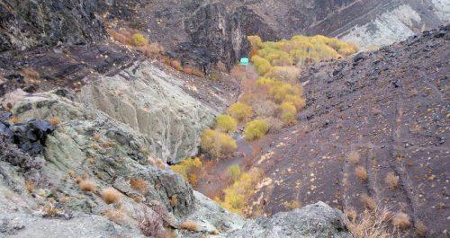 آبشار راین e1559551409529 - قله هزار کرمان - مرتفعترین قله فلات مرکزی ایران