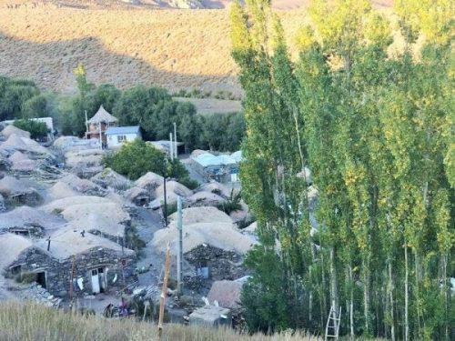 باب زنگی e1559551150178 - قله هزار کرمان - مرتفعترین قله فلات مرکزی ایران