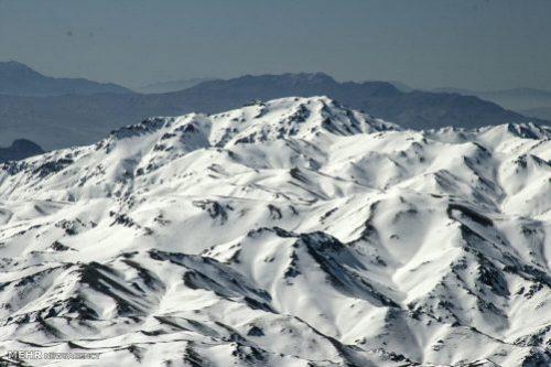 زمستانی به قله هزار کرمان e1559548181999 - قله هزار کرمان - مرتفعترین قله فلات مرکزی ایران