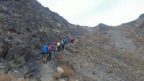 e1559551717540 - قله هزار کرمان - مرتفعترین قله فلات مرکزی ایران