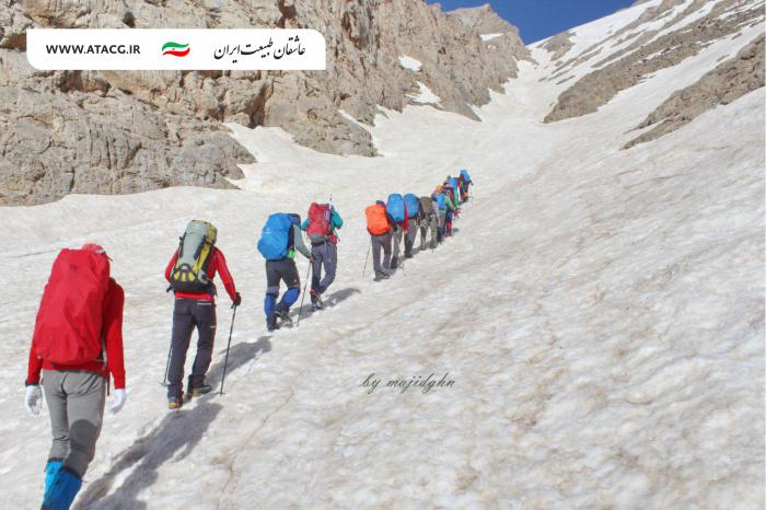 شاهان کوه | عاشقان طبیعت ایران | قله شاهان کوه | بام استان اصفهان