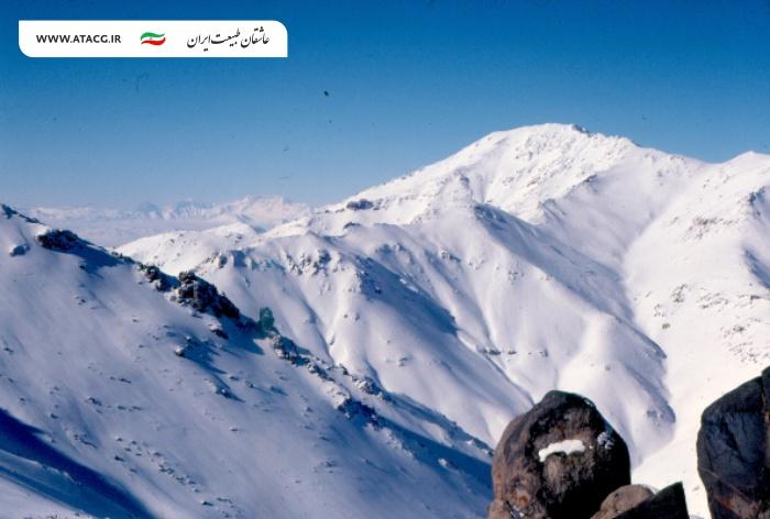قله الوند | عاشقان طبیعت ایران | صعود به قله الوند | معرفی کوهستان الوند همدان