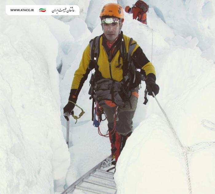 پلنگ برفی   عاشقان طبیعت ایران   عنوان پلنگ برفی کوهستان   معرفی دارندگان نشان پلنگ برفی