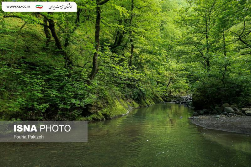 آبشار لاتون | عاشقان طبیعت ایران | بلندترین آبشار ایران