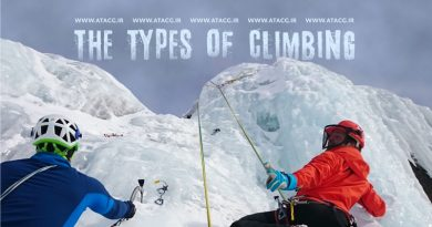 رشتههای کوهنوردی | عاشقان طبیعت ایران | انواع شاخههای کوهنوردی