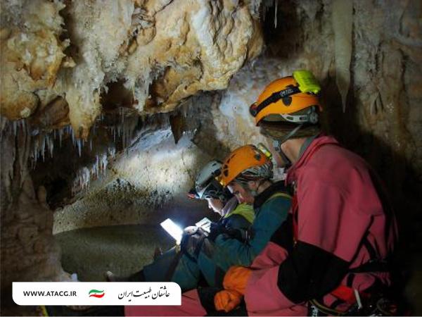 نکات غارنوردی | عاشقان طبیعت ایران | آشنایی با نکات مهم غارنوردی