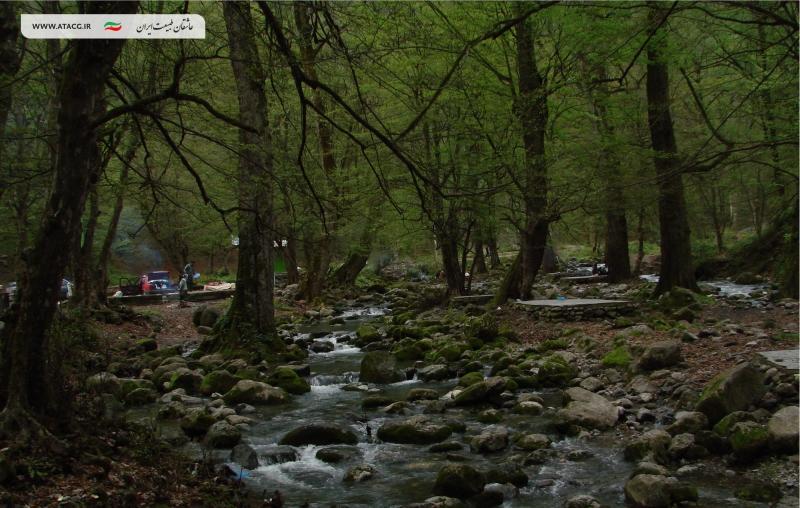 آبشار شیرآباد | عاشقان طبیعت ایران | مجموعه آبشارهای هفتگانه خان ببین