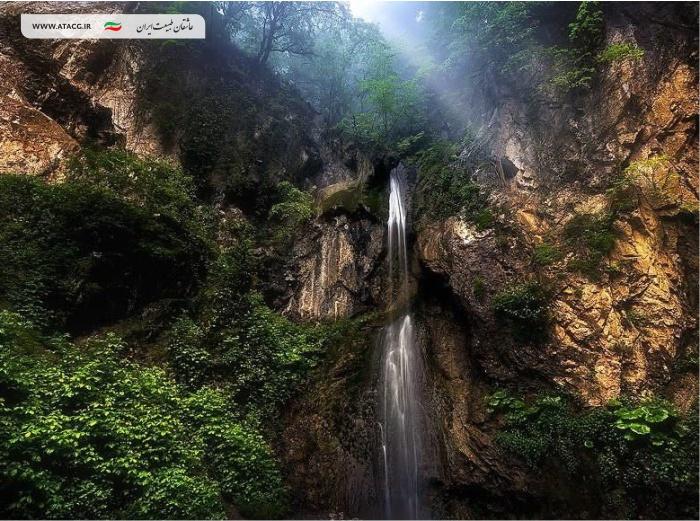 پارک جنگلی ناهارخوران | عاشقان طبیعت ایران | جنگل ناهارخوران گرگان