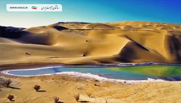 کویر مصر | عاشقان طبیعت ایران | دیدنیهای کویر مصر اصفهان