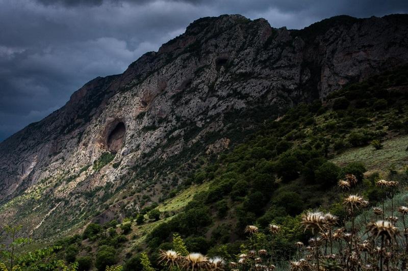 غار اسپهبد خورشید | عاشقان طبیعت ایران | غار اسپهبد دژ | کرکیل دژ | طاق عایشه