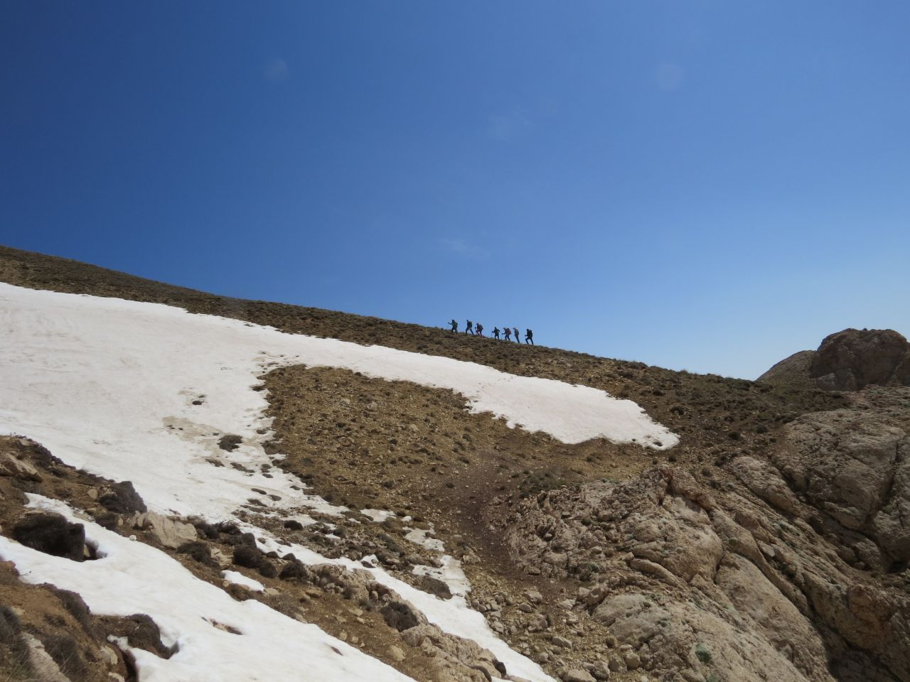 قله پرچنان | عاشقان طبیعت ایران | قله پرچنان بلندترین قله البرز شرقی