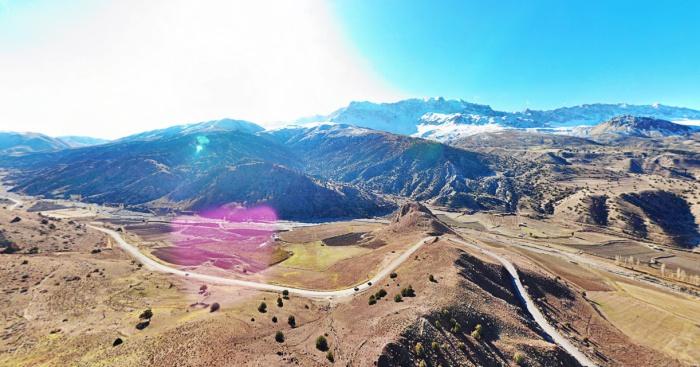 قله گاوکشان | عاشقان طبیعت ایران | قله گاوکشان بام استان گلستان | البرز شرقی