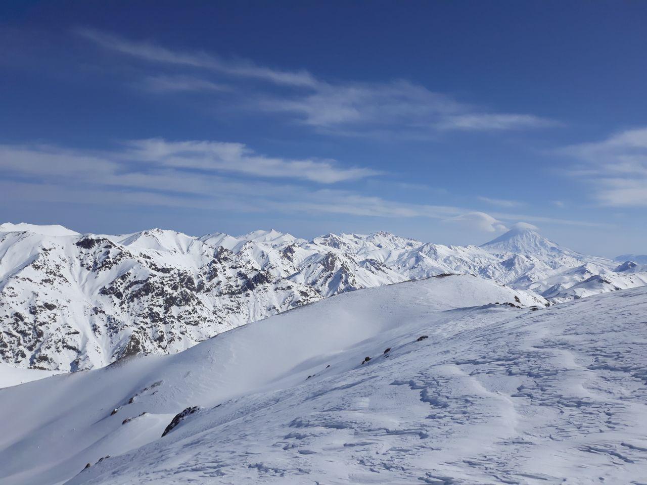 قله خرسنگ | عاشقان طبیعت ایران | صعود به قله خرسنگ جنوبی | خرسنگ شمالی