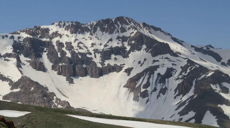 قله خشچال | عاشقان طبیعت ایران | خشچال کجاست | صعود به قله خشچال