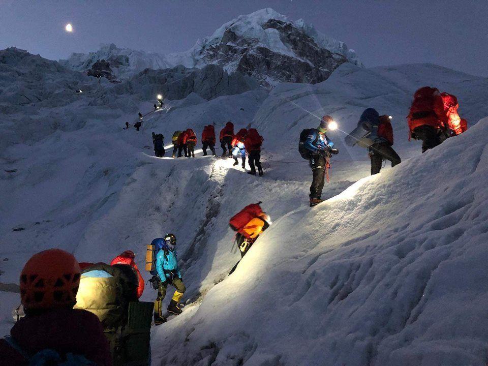 مراحل کوهنوردی | عاشقان طبیعت ایران | به سمت حرفه ای شدن و تجربیات تازه