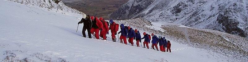 صعود زمستانی | عاشقان طبیعت ایران | کوهنوردی در فصول سرد
